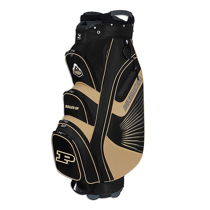 Purdue University Bucket Ii Cooler Cart Golf Bag View A Larger Version Of This Product Image