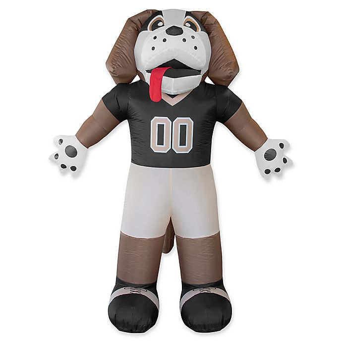 Alternate image 1 for NFL New Orleans Saints Inflatable Mascot