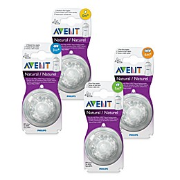 Philips Avent Natural Nipple