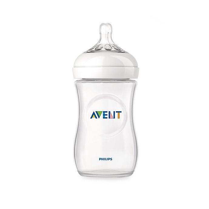 Alternate image 1 for Philips Avent Natural 8 oz. Glass Bottle