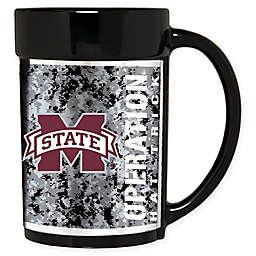 Mississippi State University Operation Hat Trick™ Coffee Mug in Black