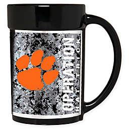 Clemson University Operation Hat Trick™ Coffee Mug in Black