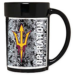 Arizona State University Operation Hat Trick™ Coffee Mug in Black