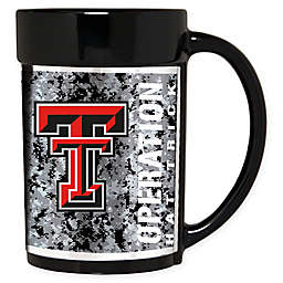 Texas Tech University Operation Hat Trick™ Coffee Mug in Black