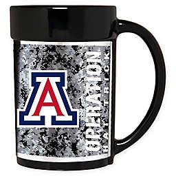 University of Arizona Operation Hat Trick™ Coffee Mug in Black