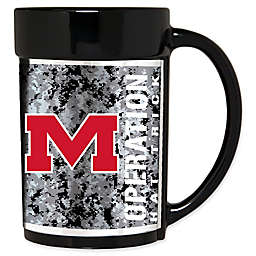 University of Mississippi Operation Hat Trick™ 15 oz. Coffee Mug in Black