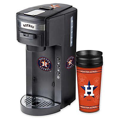 MLB Houston Astros Deluxe Coffee Maker