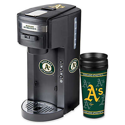 MLB Oakland Athletics Deluxe Coffee Maker
