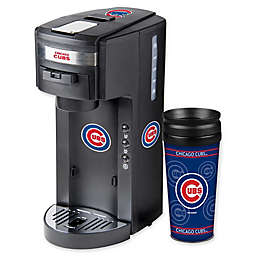 MLB Chicago Cubs Deluxe Coffee Maker