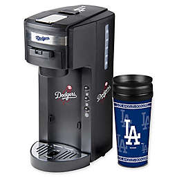 MLB Los Angeles Dodgers Deluxe Coffee Maker