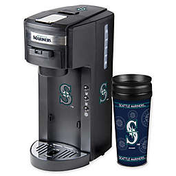 MLB Seattle Mariners Deluxe Coffee Maker
