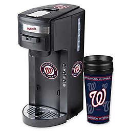 MLB Washington Nationals Deluxe Coffee Maker