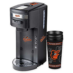 MLB Baltimore Orioles Deluxe Coffee Maker