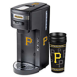 MLB Pittsburgh Pirates Deluxe Coffee Maker
