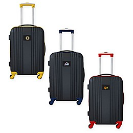 NHL 21-Inch Hardside Carry-On Spinner