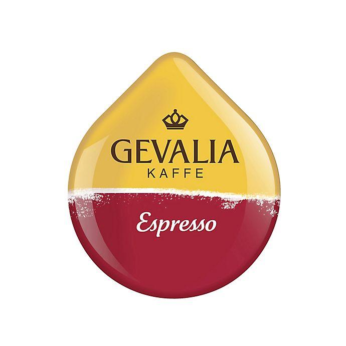 Alternate image 1 for Gevalia 80-Count Espresso T DISCs for Tassimo™ Beverage System