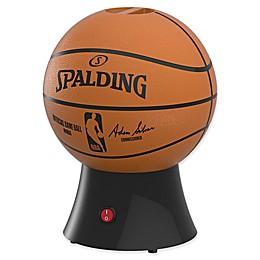 NBA Spalding Air Pop Popcorn Maker in Orange