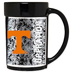 University of Tennessee Operation Hat Trick 15 oz. Wraparound Ceramic Mug in Black