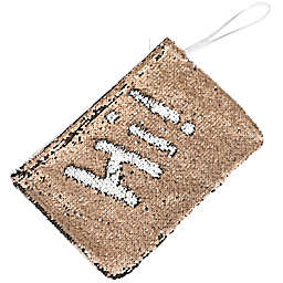 2-Way Sequin Swim Sack in Multicolor