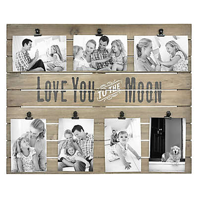 """7-Opening """"Love You To The Moon And Back"""" Collage"""