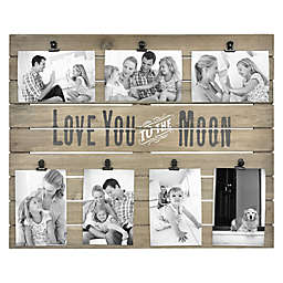 "7-Opening ""Love You To The Moon And Back"" Collage"