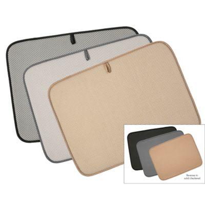 The Original Xl Dual Dish Drying Mat Bed Bath Amp Beyond
