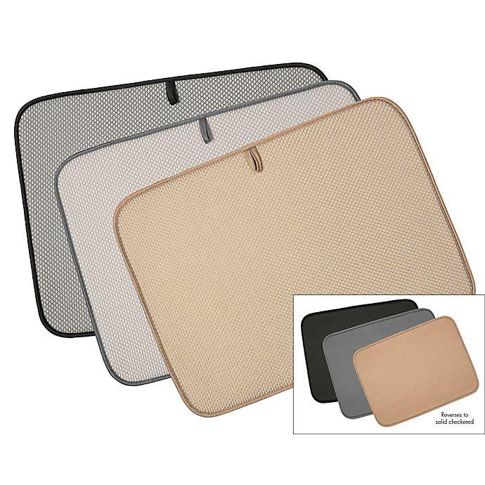 Alternate image 1 for The Original™ XL Dual Dish Drying Mat