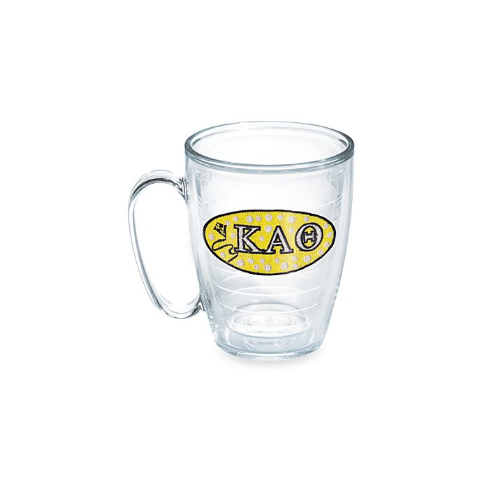Alternate image 1 for Tervis® Sorority Kappa Alpha Theta 15-Ounce Mug
