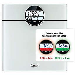 Ozeri® WeightMaster Bath Scale in White