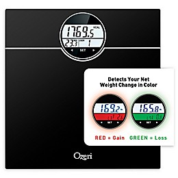 Ozeri® WeightMaster Bath Scale
