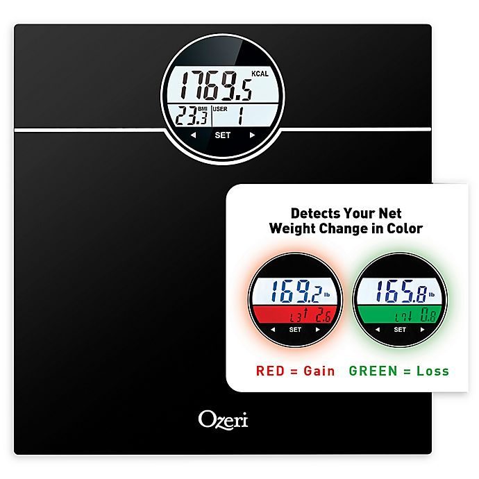 Alternate image 1 for Ozeri® WeightMaster Bath Scale