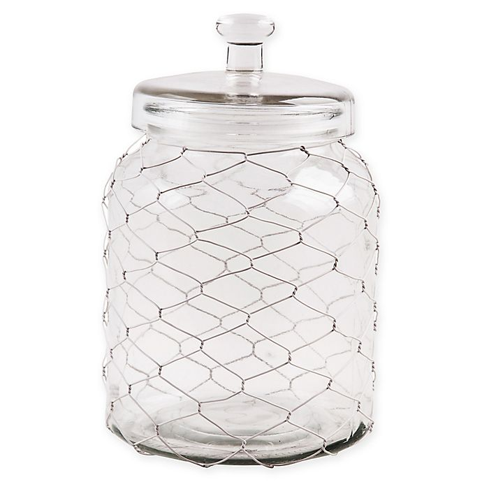 Bee Willow Home Glass Canister Bed Bath Beyond