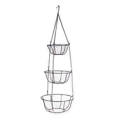 Bee & Willow™ Home Iron Fruit Basket/Hanger