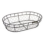Bee & Willow™ Home Iron Fruit Basket/Hanger in Dark Gray