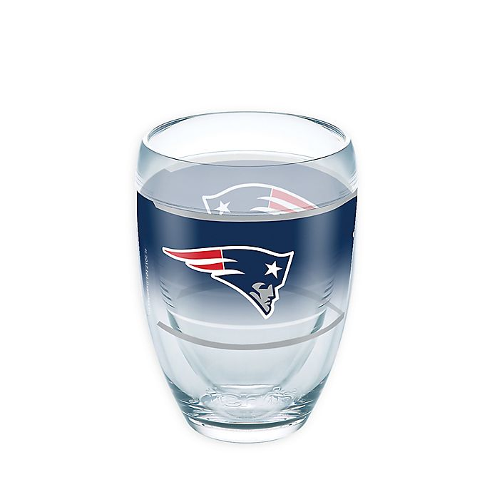 Alternate image 1 for Tervis® NFL New England Patriots Select 9 oz. Stemless Wine Glass