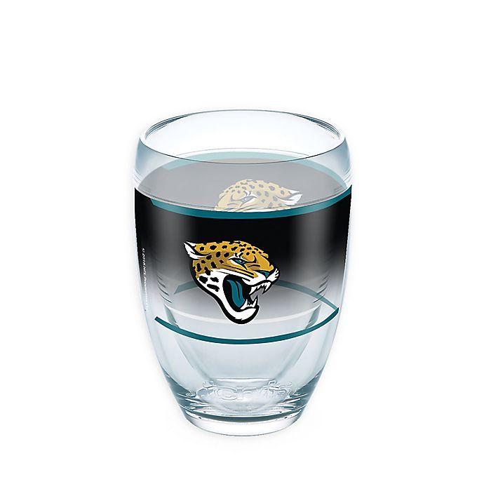 Alternate image 1 for Tervis® NFL Jacksonville Jaguars Select 9 oz. Stemless Wine Glass