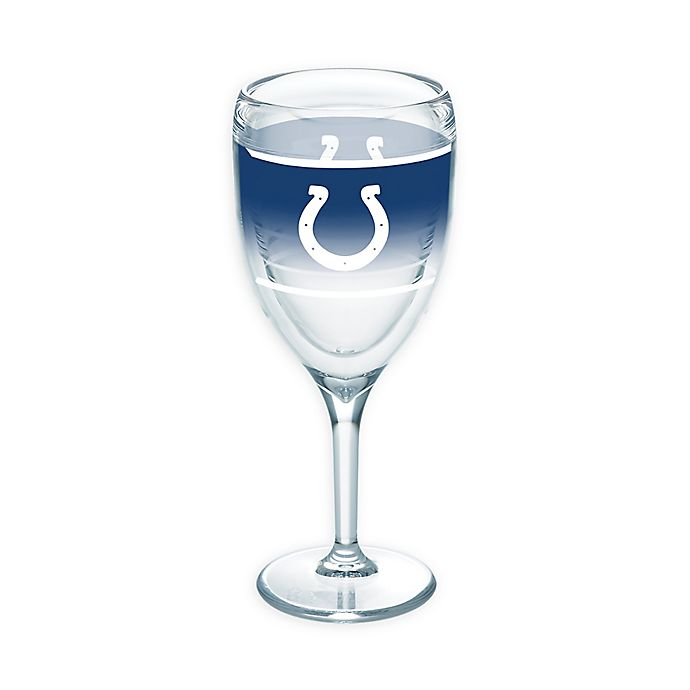 Tervis Nfl Indianapolis Colts Select 9 Oz Wine Glass Bed