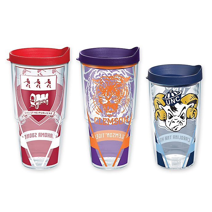 Alternate image 1 for Tervis® Collegiate Vault Wrap Tumbler Collection