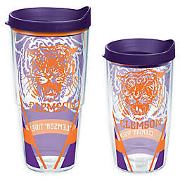 Tervis® Clemson Tigers Vault Wrap Tumbler with Lid
