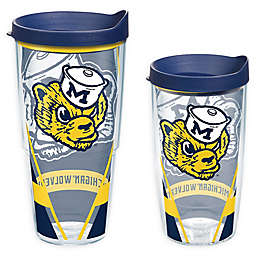 Tervis® University of Michigan Wolverines Vault Wrap Tumbler with Lid