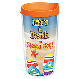 Tervis® Life's a Beach 16 oz. Wrap Tumbler with Lid