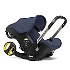 Doona™+ Infant Car Seat/Stroller with LATCH Base in Navy/Marine