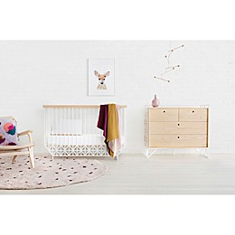 Ubabub Mod Nursery Furniture Collection in Warm White/Natural