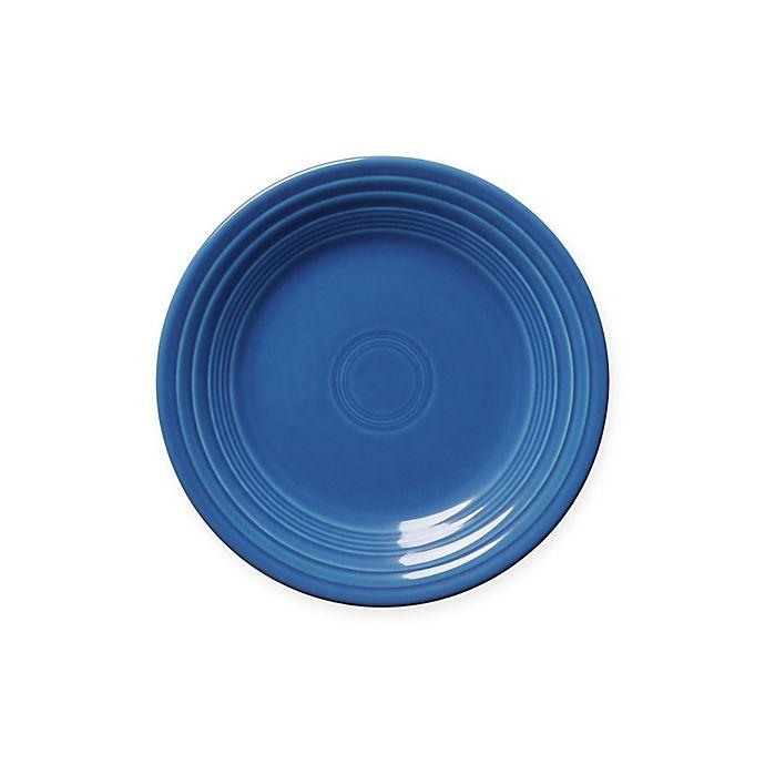 Alternate image 1 for Fiesta® Luncheon Plate in Poppy