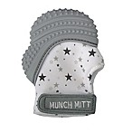 Munch Baby Munch Mitt Teething Mitten in Grey