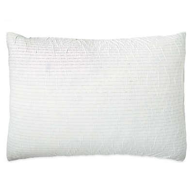 DKNYpure® Crinkle Pillow Sham