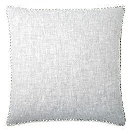 DKNYpure® Crinkle Chambray European Pillow Sham