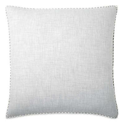 DKNYpure® Crinkle Chambray European Pillow Sham