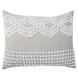 Peri Home Cut Geo Pillow Sham