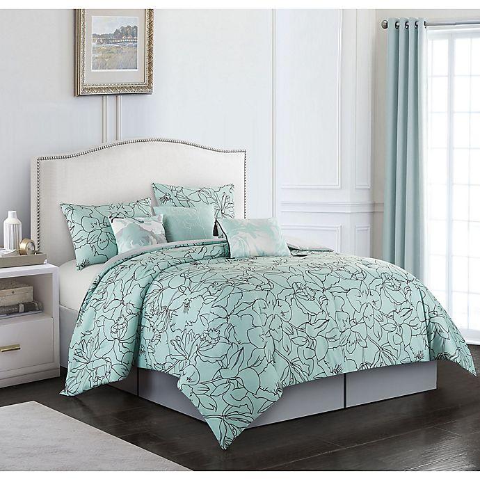 Alternate image 1 for Cattleya Comforter Set